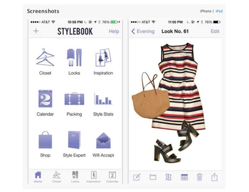 Style Book App