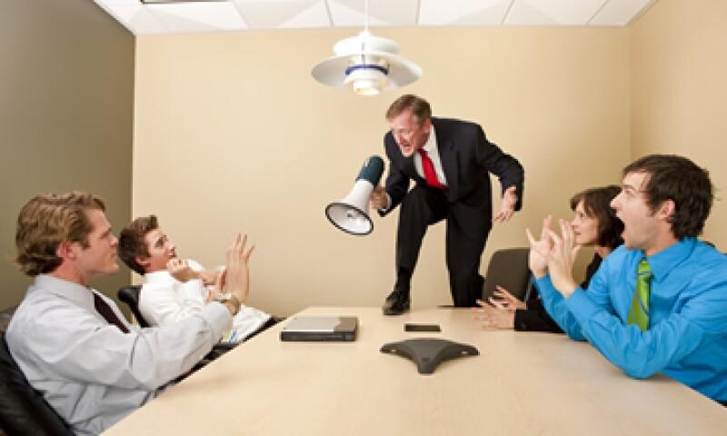 Los jefes gritan por temor a no hacer un buen trabajo, en lugar de confiar en su equipo le transfieren su ansiedad. (Foto: iStock by Getty Images)