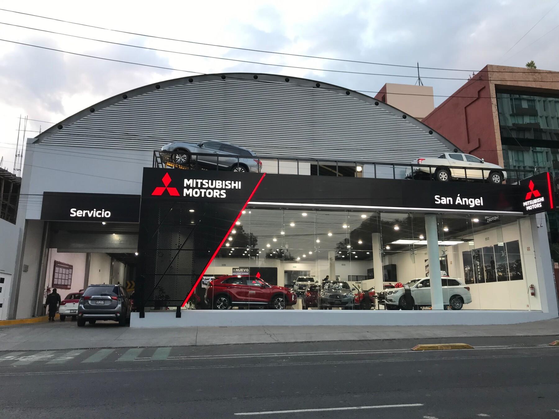 Concesionario Mitsubishi