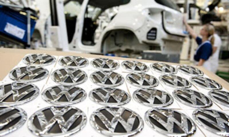 El modelo más fabricado en México sigue siendo el Nuevo Jetta. (Foto: AP)