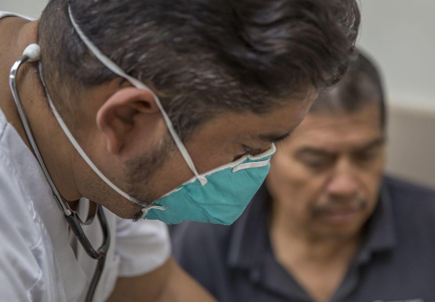 COVID-19, coronavirus, hospital general, hospital, urgencias