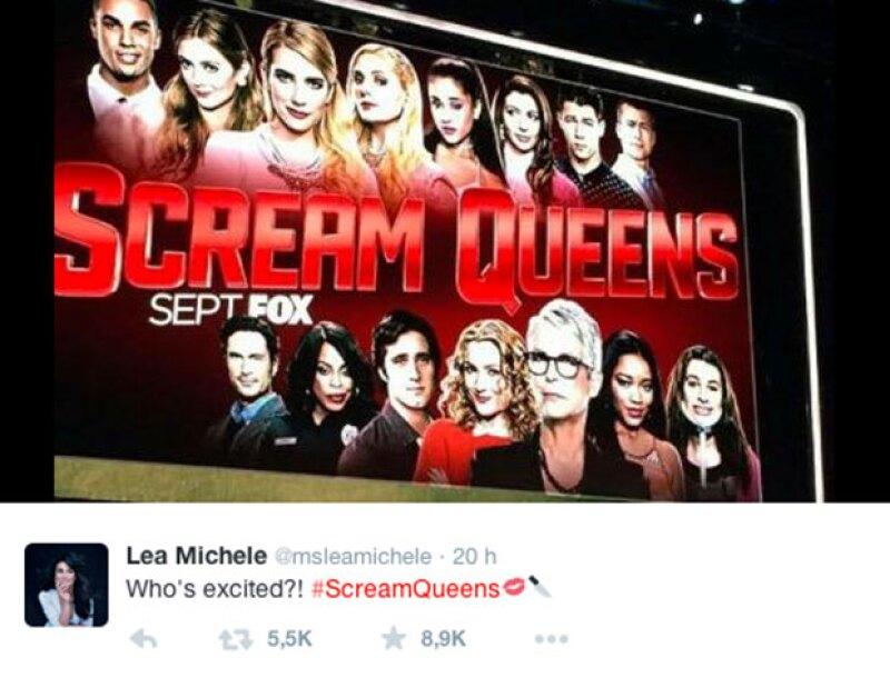 Scream Queens se estrenará este año en Fox.