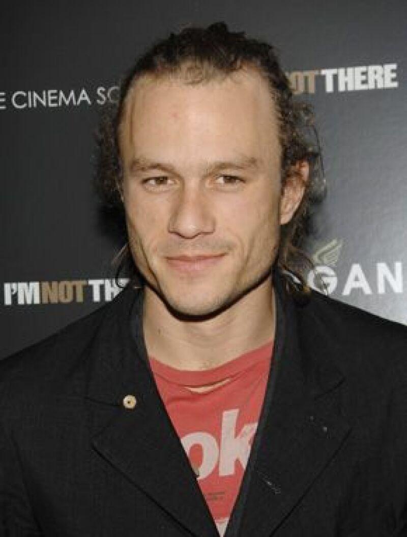 El director de la cinta, Christopher Nolan, recibió el premio en el nombre del actor.