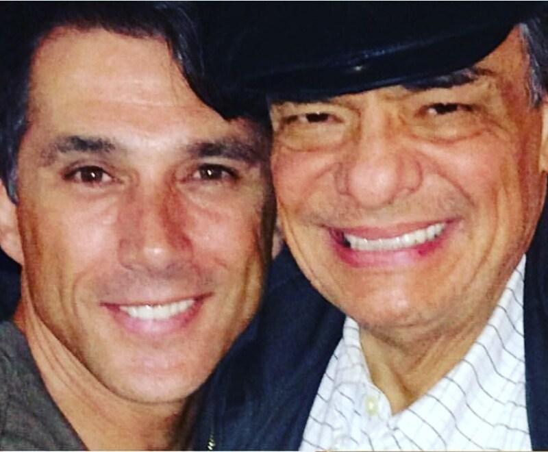 Sergio Mayer y José José