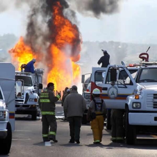 explosión gasoducto jalisco