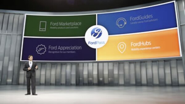 FordPass Autoshow Detroit