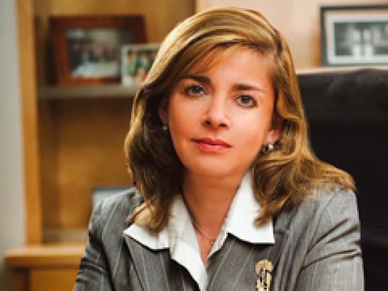 La Directora general para México y Centroamérica de Manpower. (Foto: Especial)