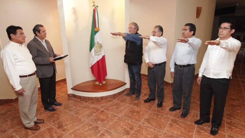 Cambios en el gabinete de Guerrero