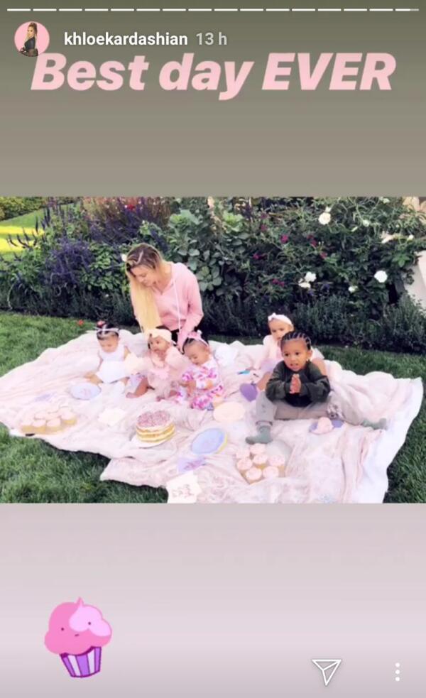 Cupcake party babys Kardash