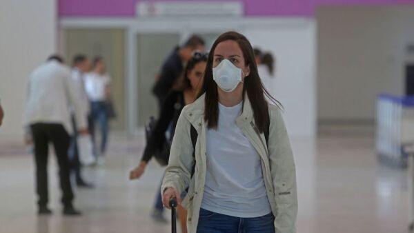 Aeropuerto Guadalajara Covid-19