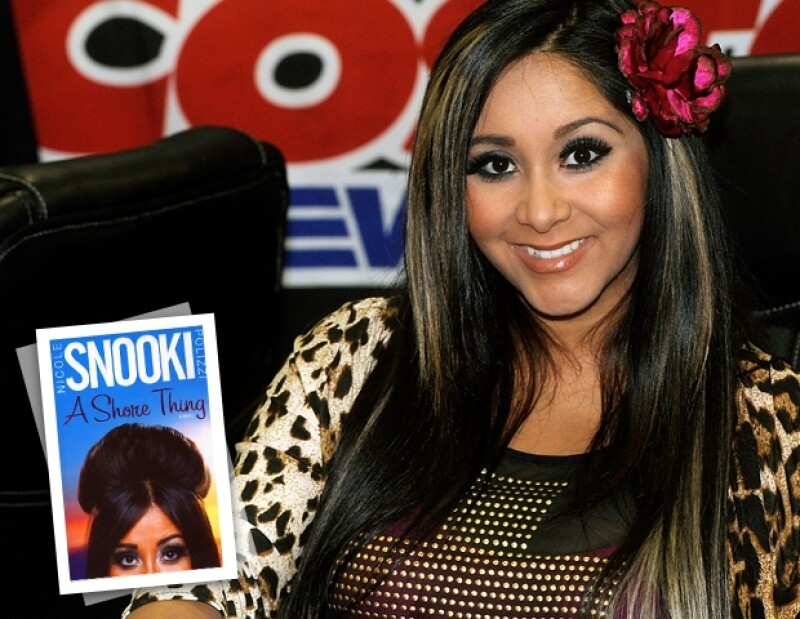 Snooki publicó `A Shore Thing´