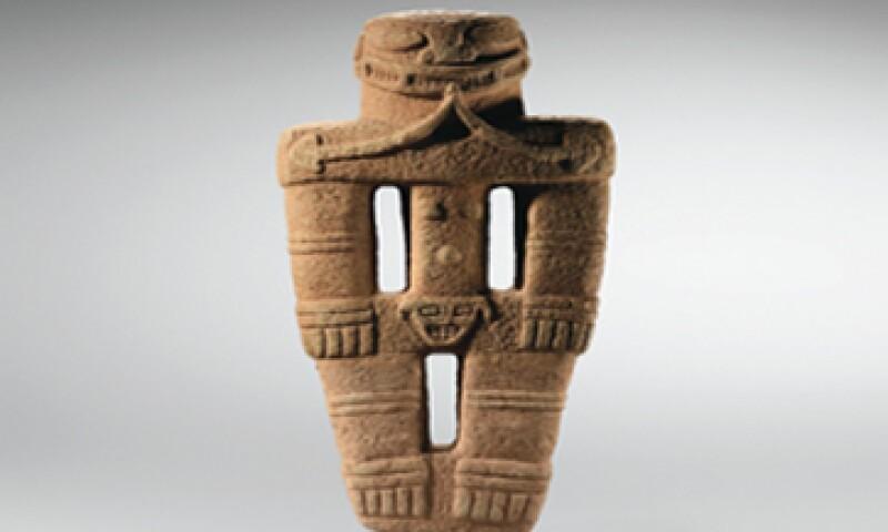 Las piezas que se subastarán pertenecen al periodo precolombino. (Foto: tomada de sothebys.com)