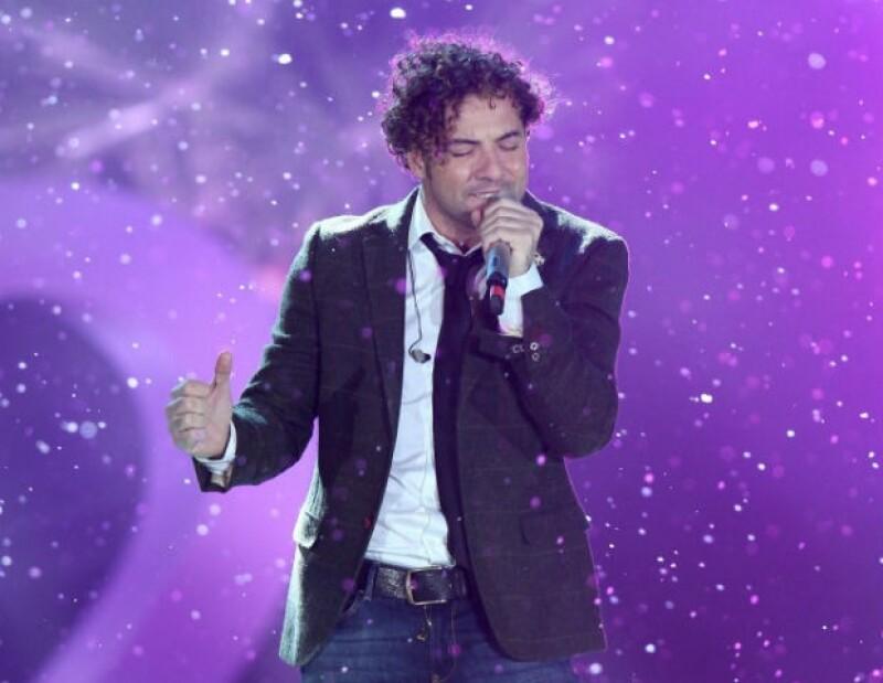 """David Bisbal está por lanzar su nuevo álbum titulado """"Tú y Yo""""."""