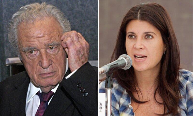En octubre del 2014, María Scherer Ibarra publicó en el sitio Letraslibres.com un texto en el que describe a su padre de una forma en la que nadie lo había hecho antes.