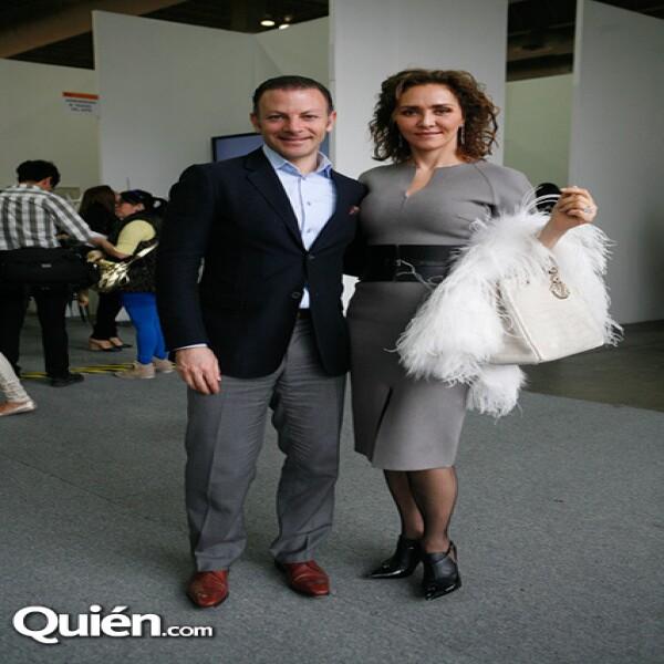 David Cohen,Angélica Fuentes