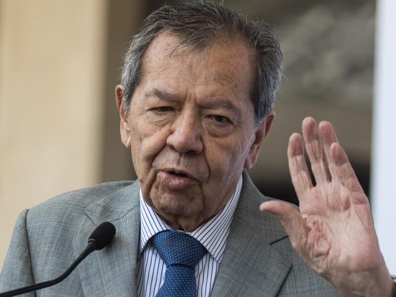 Resultado de imagen para Y en la Cámara de Diputados se impone reelección de Porfirio Muñoz Ledo como presidente de la mesa directiva del Congreso