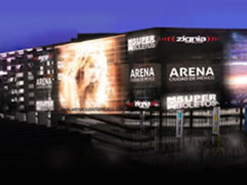 La arena estará en la zona norte de la capital. (Foto: Cortesía Arena Ciudad de México)