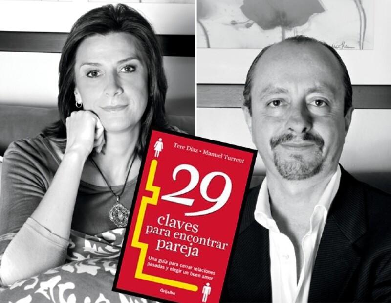 Los psicoterapeutas Tere Díaz y Manuel Turrent crearon un tratado amoroso, editado por Grijalbo, para ayudar a reflexionar sobre los deseos y necesidades personales.