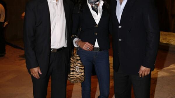 Pablo Virasolo,Viviana Ruso,Diego de la Torre