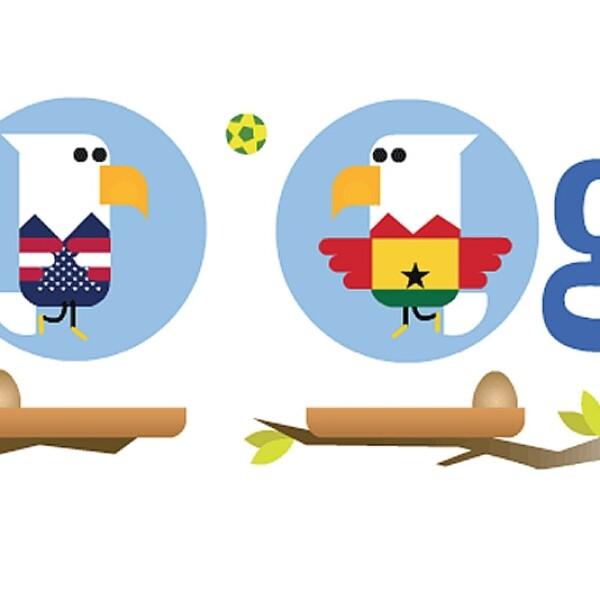 Doodle Estados Unidos Ghana