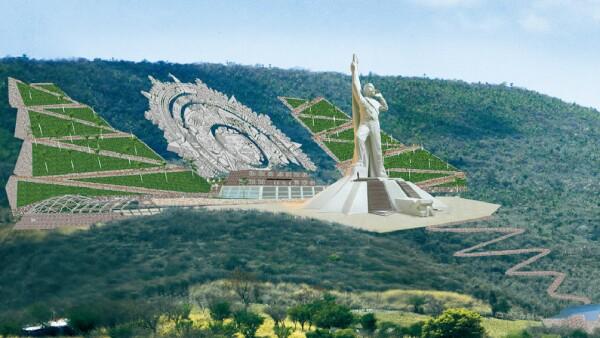 Parque Monumentos Gigantes al Zapatismo