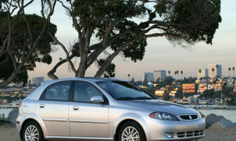 El retiro abarca los modelos Suzuki Forenza 2004-2008 y el Suzuki Reno 2005-2008. (Foto: Archivo)