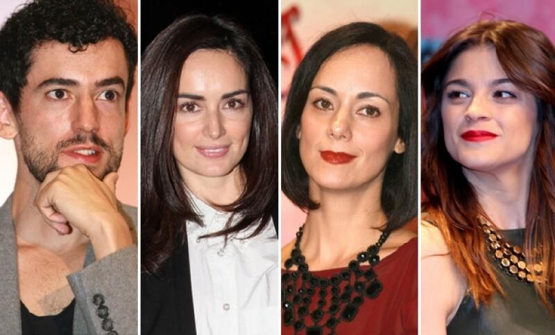 Actores y actrices utilizaron sus redes sociales para expresar sus comentarios sobre el video de Angélica Rivera.