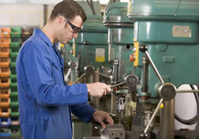 La producción manufacturera estadounidense disminuyó 0.4% en marzo pasado. (Foto: Photos to Go)