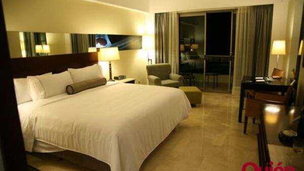 Aspecto. Hotel Aqua