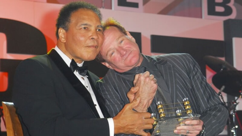 muhammad ali robin williams