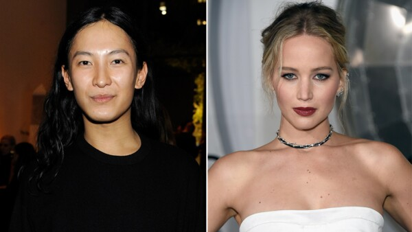 Alexander Wang y Jennifer Lawrence