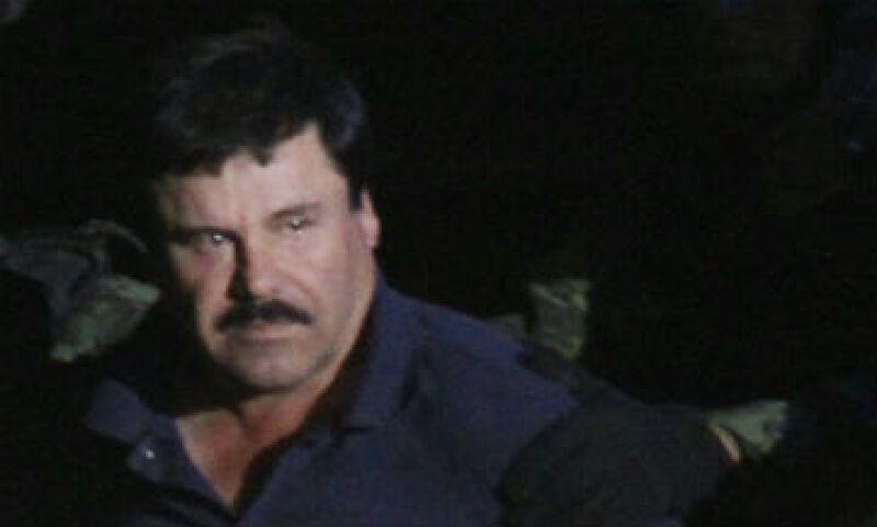 'El Chapo' Guzmán no volverá a escaparse de una cárcel mexicana, aseguró el titular de la Secretaría de Gobernación (Foto: Cuartoscuro )