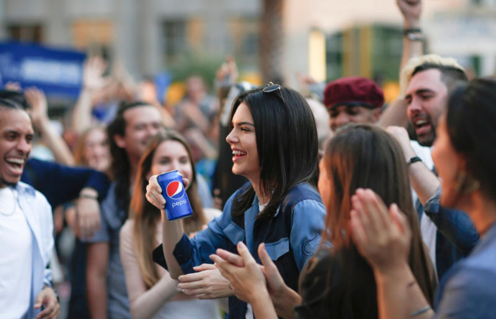 Kendall Jenner y Pepsi