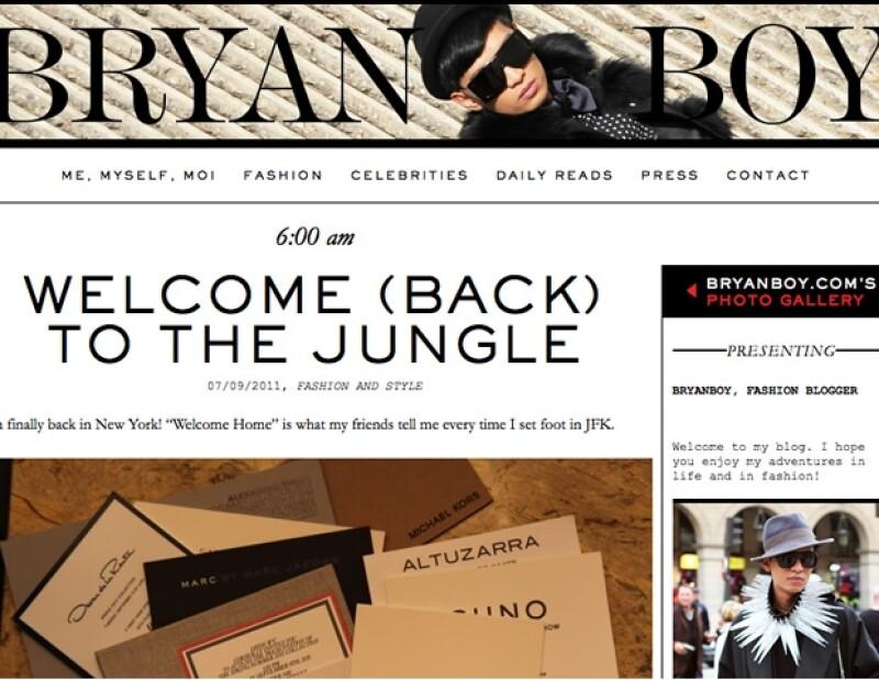 Ante la evolución digital, las editoriales de moda y expertos en la industria apuestan cada vez más por mostrar la información a través de blogs.