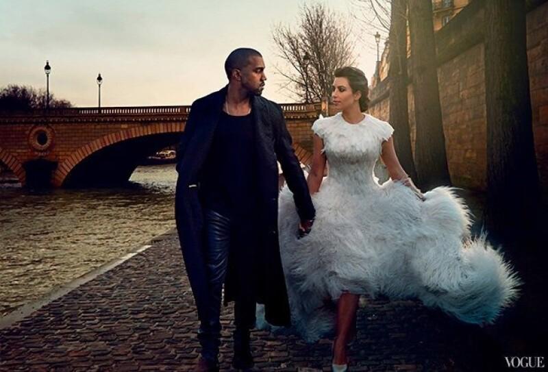 """El rapero estuvo criticando durante todo el shooting de manera """"positiva"""". El maquillador Aaron de Mey aseguró que el cantante sugirió ciertos vestidos pues le gustaban más."""
