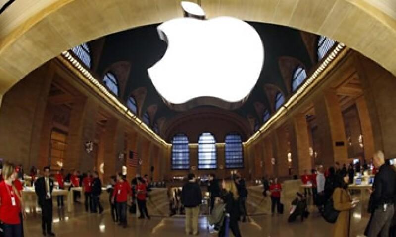 Apple encabezo el grupo de las cinco empresas con mejor reputación en el cual también están Coca-Cola, Amazon.com y Kraft Foods. (Foto: Reuters)