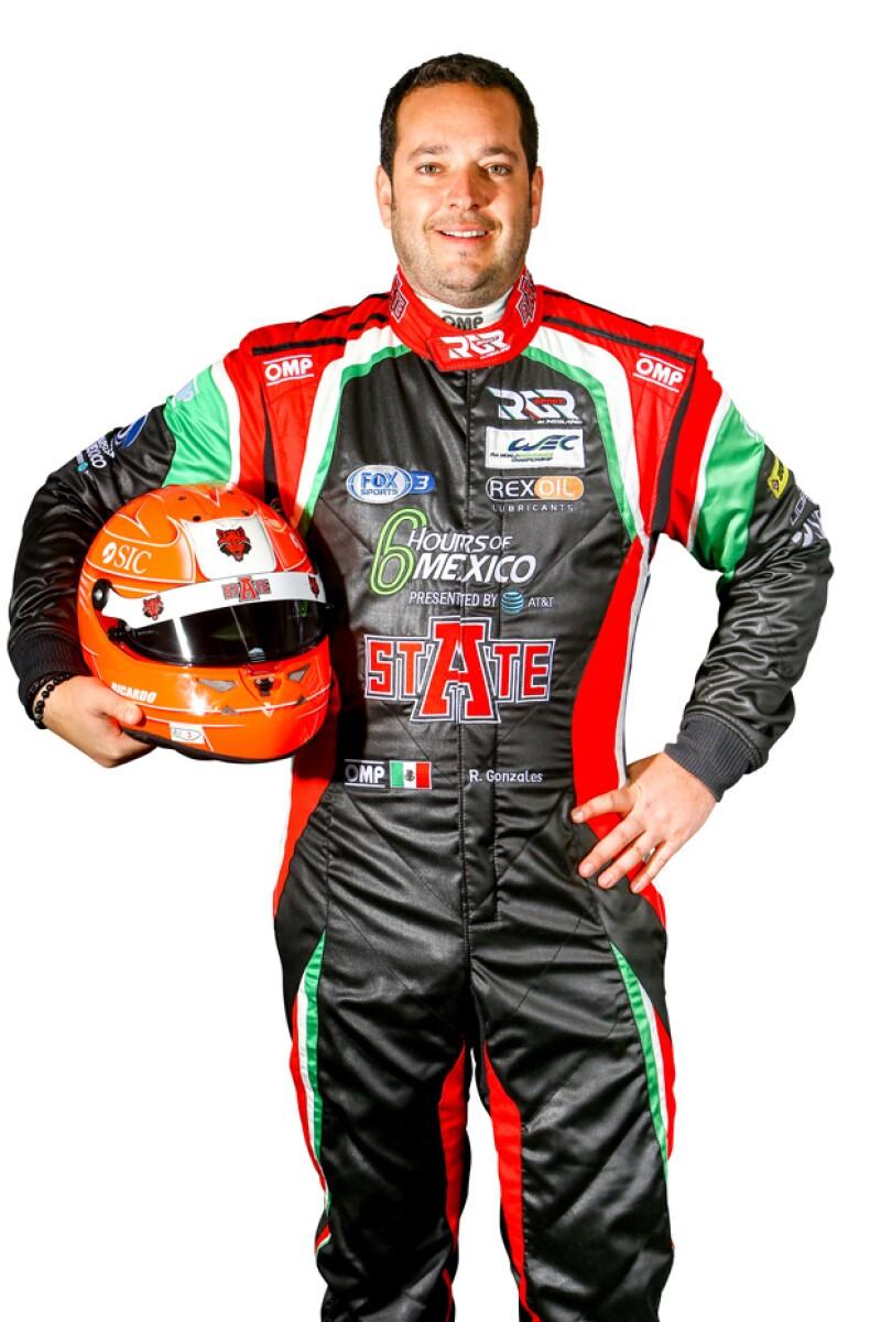 Platicamos con el piloto de automovilismo que este año participa como dueño y piloto del equipo RGR Sport para la temporada de Campeonato Mundial de la FIA WEC 2016.