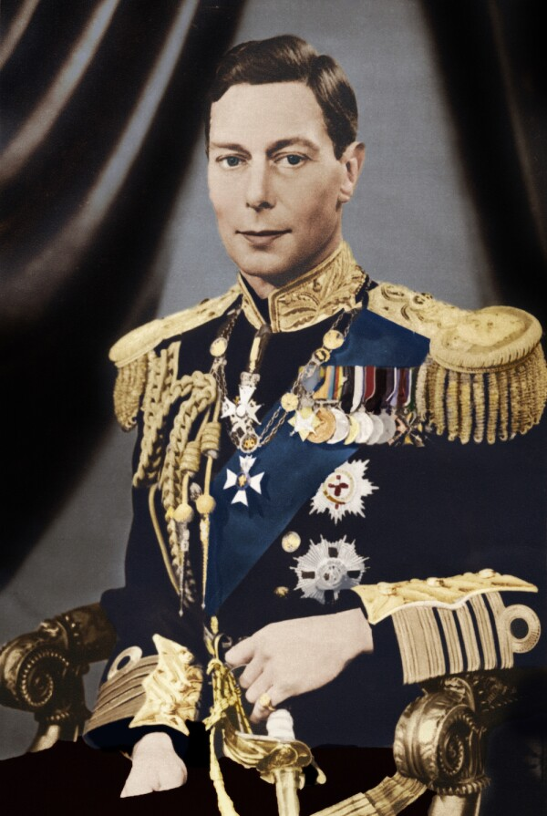 His Majesty King George Vi, C1936