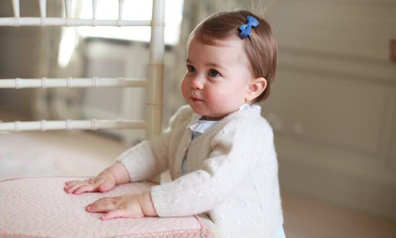 A estas alturas, Charlotte ya vale más que su hermano mayor, el príncipe George.