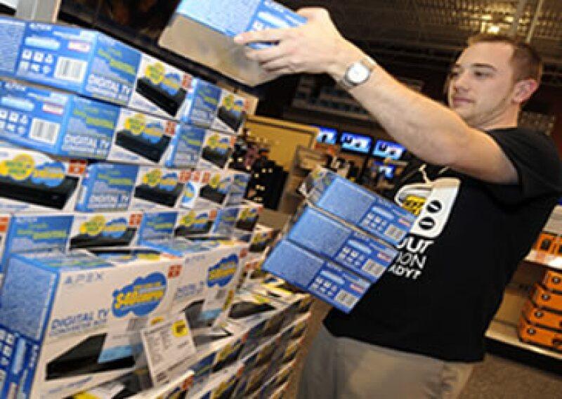 La adopción de TV digital requerirá subsidios para la compra de decodificadores (Foto: AP Images)