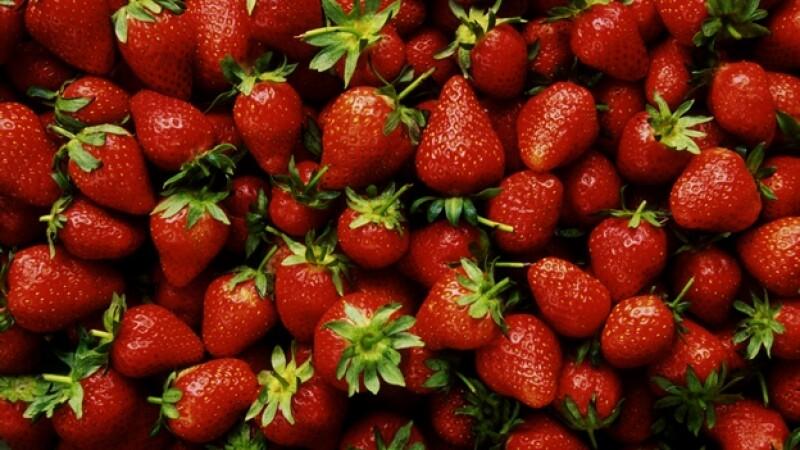 fresas fresas y más fresas