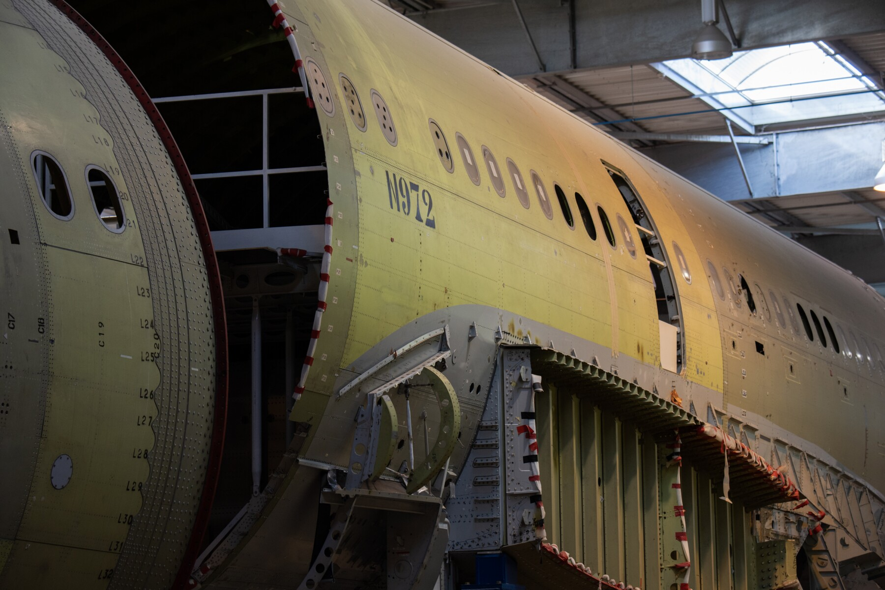 Hangar Airbus