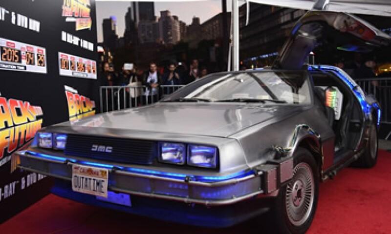 Los guionistas consideraban al auto una elección poco convencional pero lo llevaron a la fama (Foto: Getty Images/Archivo )