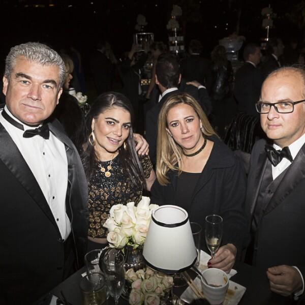 Jorge Rosas, Layla kawaghi, Adriana Pérez  Rocha, Enrique Septi