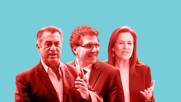 Los independientes con los banqueros