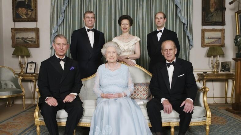 Royals Celebrate Queen & Duke of Edinburgh Wedding Anniversary