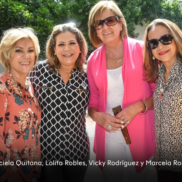 Cumpleaños de Lolita Robles