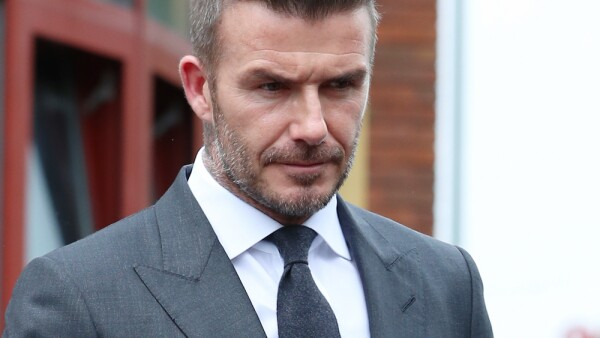 David Beckham At Bromley Magistrates Court -  May 9, 2019