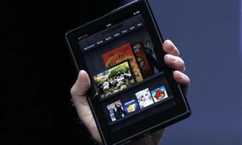 Amazon también indicó que su Kindle Fire está agotada, pero no aclaró cuándo volverá a estar disponible o cuántas se vendieron.  (Foto: Reuters)