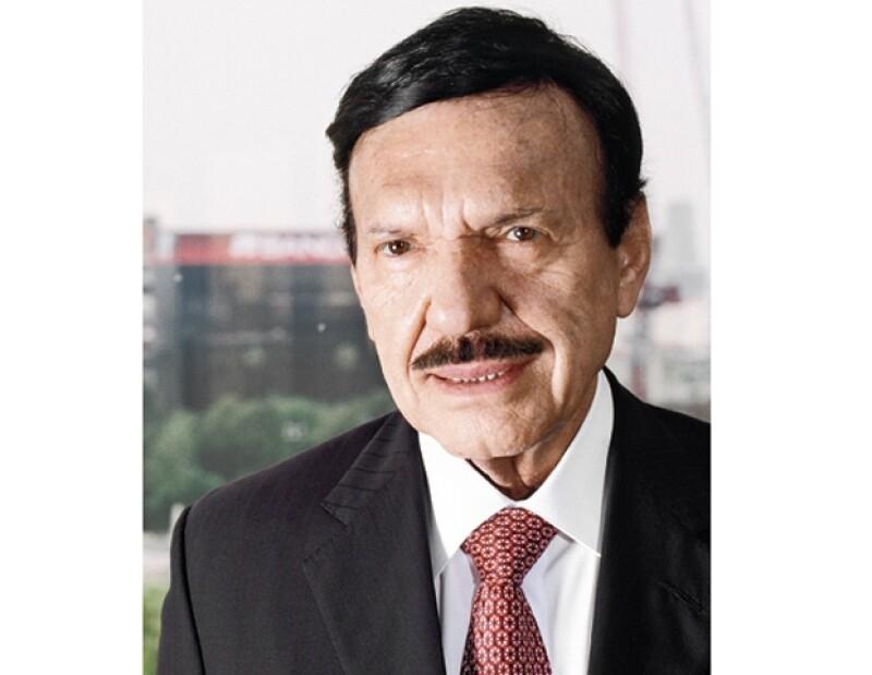 El presidente de Grupo Financiero Banorte y Gruma falleció este sábado a la edad de 82 años en Houston, Texas. .